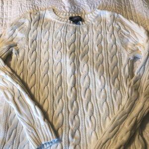Lands End Drifter Sweater Size S